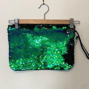 Handbags - Sequin waterproof bag
